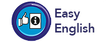 Easy English logo