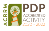 ACRRM  PDP Accredited Activity