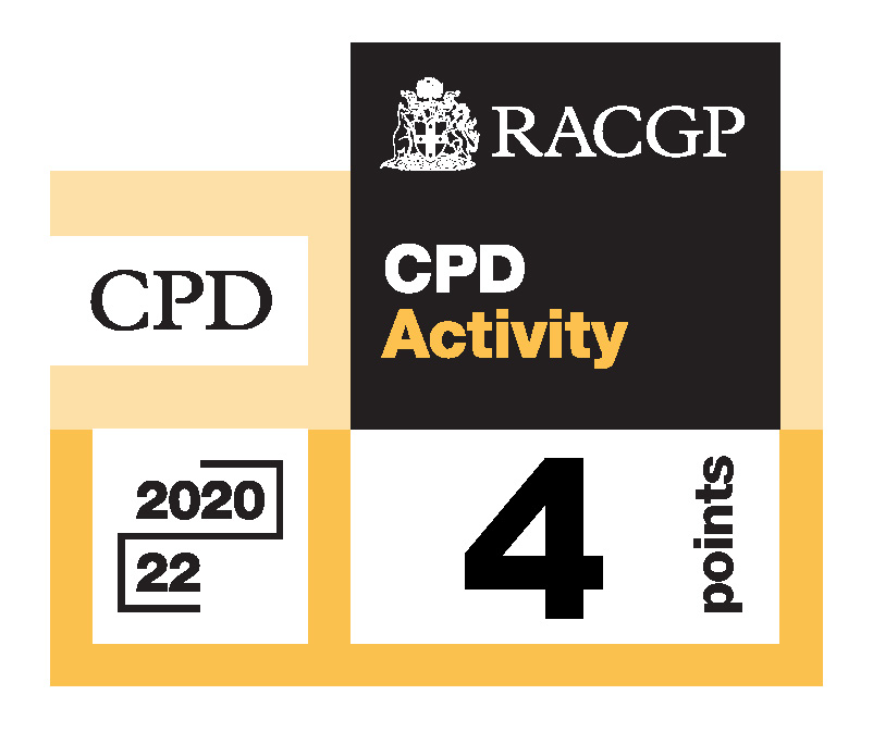 RACGP CPD Activity 4 points