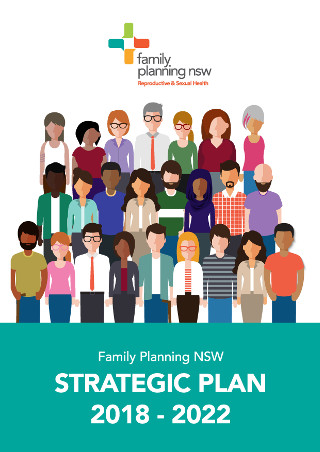 Family Planning NSW Strategic Plan 2018-2022