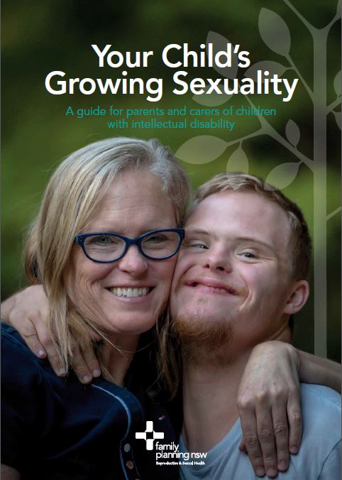 Your Child's Growing Sexuality cover