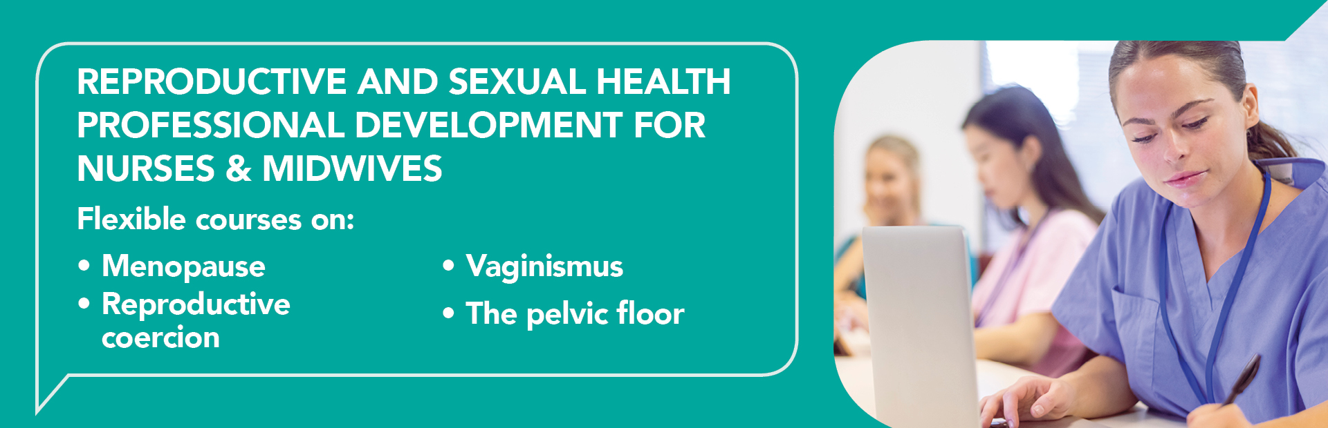 Reproductive and Sexual Health Professional Development