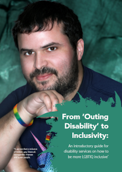 From Outing Disability to Inclusivity booklet