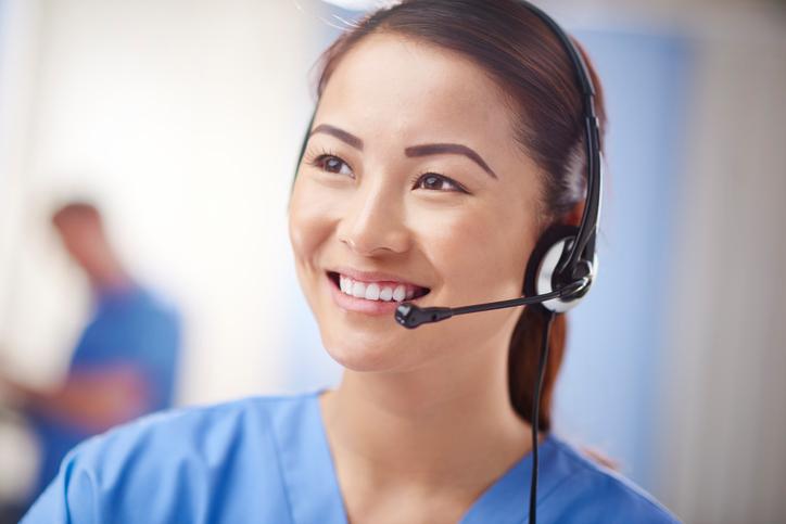 Talkline nurse