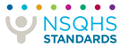 National Safety and Quality Health Service Standards logo