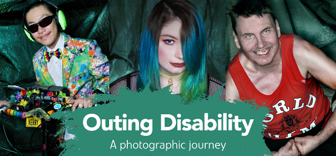 Outing Disability: A photographic journey