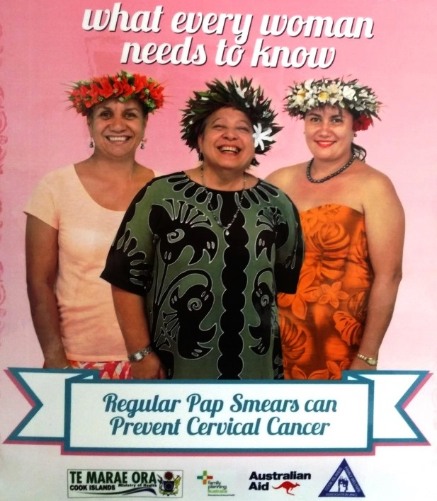 Pap smears poster