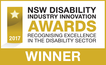 Disability Awards - winner