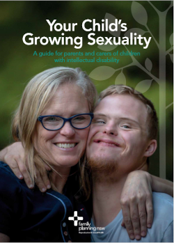 Your Child's Growing Sexuality